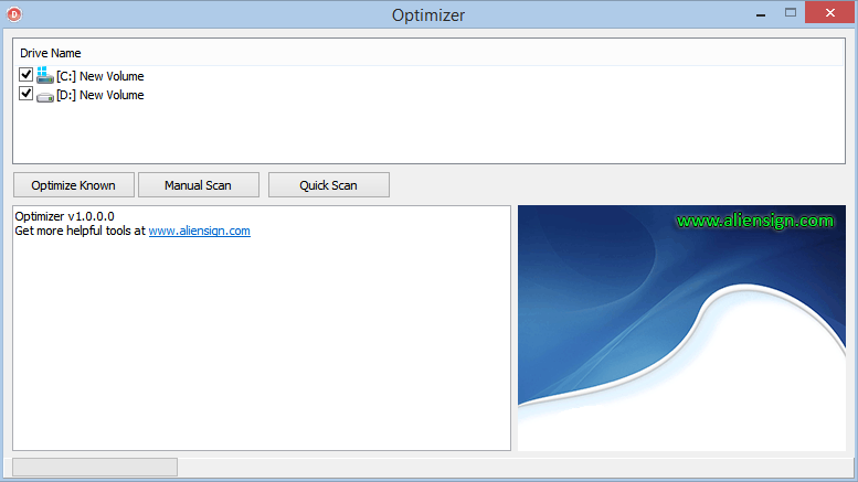 Click to view App Optimizer screenshots